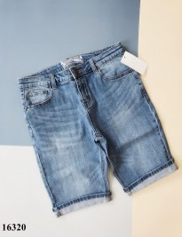 Quần short jean Next