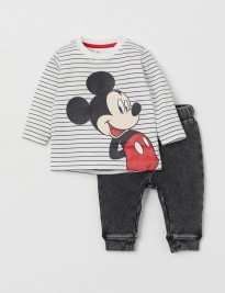 Set H&M Mickey